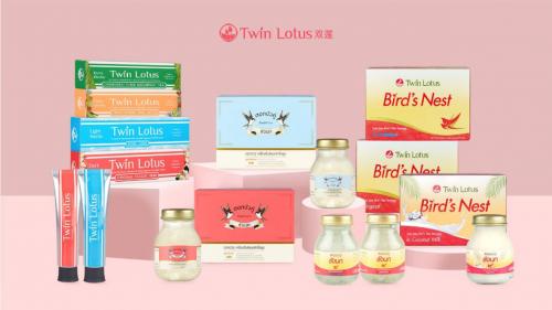 泰国国民品牌Twin Lotus双莲,天然滋养领域的领跑者