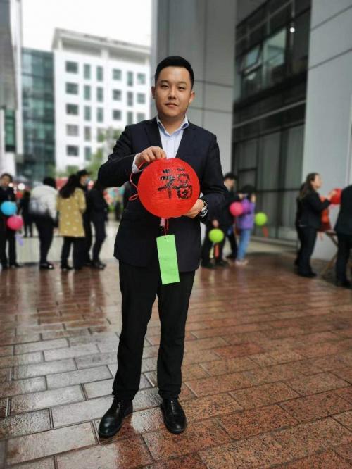 北京金融街第一太平戴维斯物业管理有限公司各城市公司举办元宵节主题活动