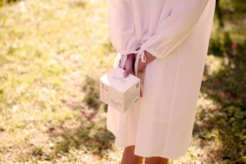 """选姨妈巾还在只看价钱?月经护理新选择""""和贵密(HUGME)""""有机棉卫生巾"""