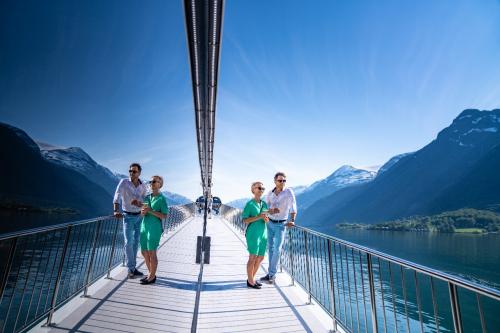 弗洛姆旅游局品牌重塑,新名称Norway's best意打造挪威最佳旅游品牌形象