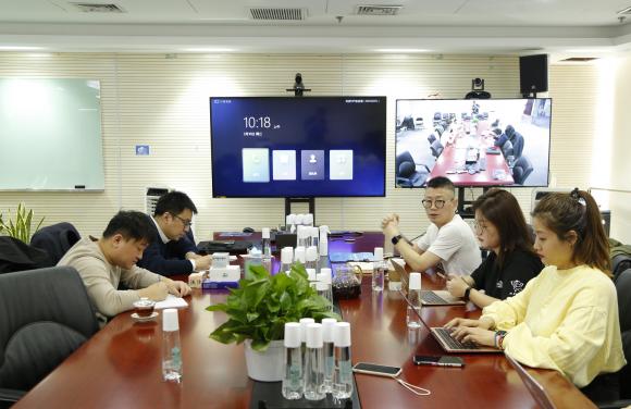 中国环境记录协会参观植物学家总部 深入交流生物多样性保护工作