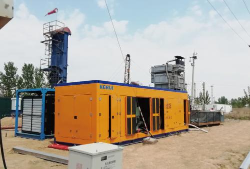 """科瑞油气装备助力稠油开采积极响应""""碳中和"""""""