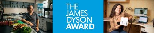 用设计驱动未来 在2021年戴森设计奖的收集