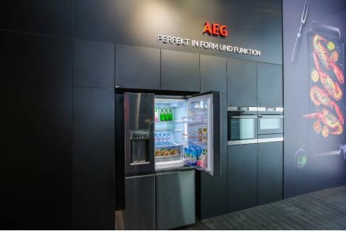 AEG精彩亮相AWE2021 解码品牌新主张