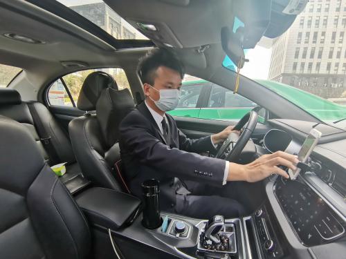 车内是工作,车外是生活,曹操出行司机的精彩人生