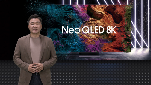 """三星Neo QLED 等电视新品国内首发 开启""""真撼于新""""的视听体验"""