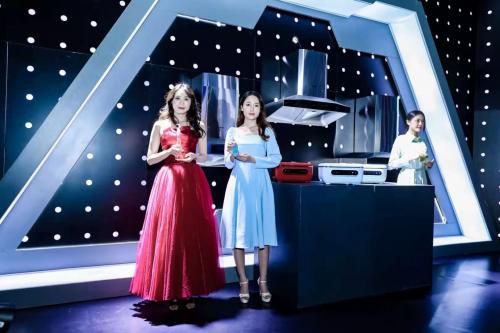 """AWE2021""""大厨""""登场惊艳食界,创造明火外新烹饪中心"""