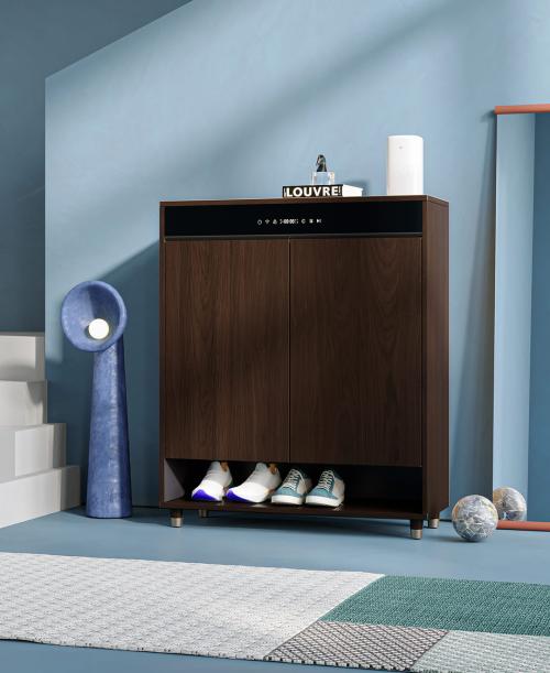 趣睡科技推出8H智能护理除菌除臭鞋柜