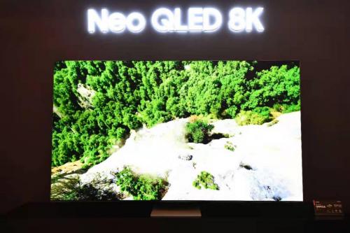 三星电视一键开启未来,用有限的视野探索无限的科技