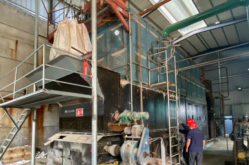 无需频繁停炉清灰 中正锅炉创新研发的第三代生物质锅炉强势来袭