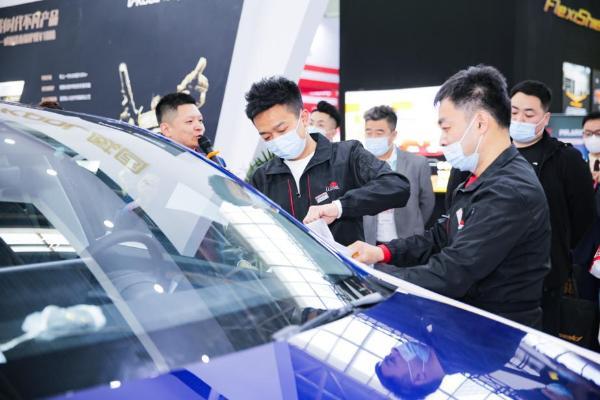 伊士曼携旗下四大汽车膜品牌亮相雅森北京展,为消费者提供汽车膜全面解决方案