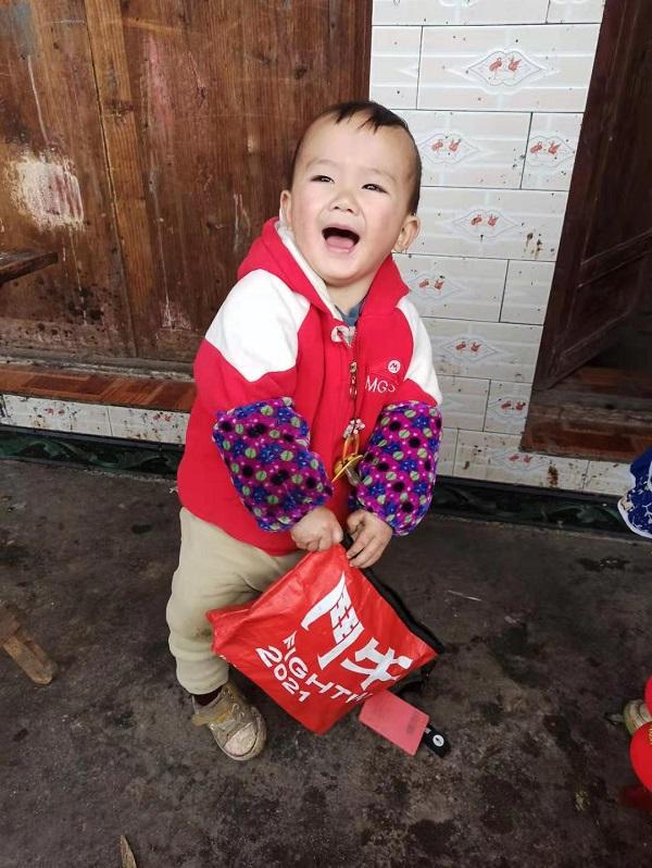 看得见的改变在发生,蕉内「红色计划」助力爱佑慈善基金会