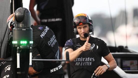 美洲杯鏖战正酣,新西兰酋长队5:3领先 中体产业助力新西兰酋长队卫冕