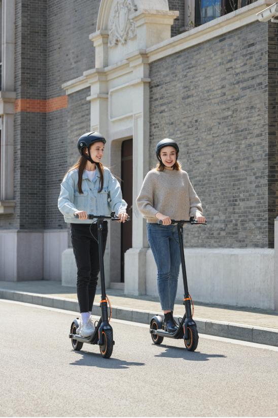 九号公司发布2021系列新品 再次进化智能短交通出行