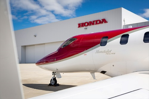 HondaJet:脚踏实地,仰望天空