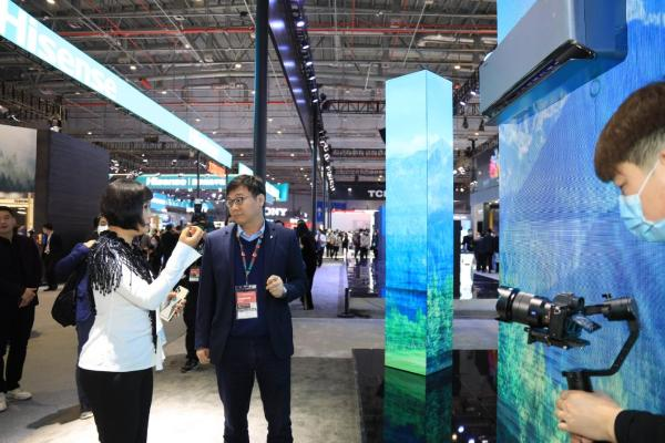 AWE2021 TCL空调创新打造沉浸式全场景智慧科技体验