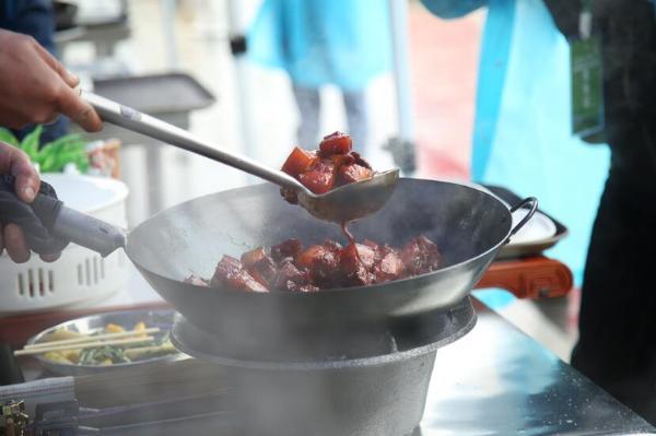 高淳首届慢城红烧肉烹饪大赛圆满落幕