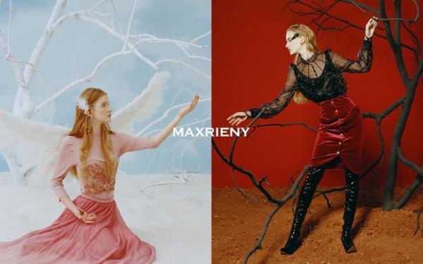 """MAXRIENY新季换装,""""天使恶魔""""系列展示美的多面性"""