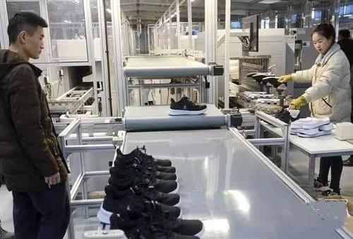 睢县加快产业转型升级 推动足力健等企业高品质跨越发展