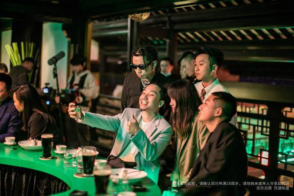 Guinness健力士啤酒携手国际名厨刘一帆,创新演绎圣帕特里克晚宴
