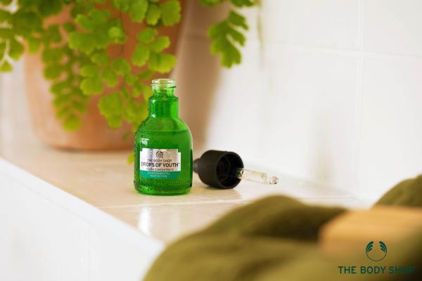 升级版The Body Shop美体小铺植物精萃活肌精华