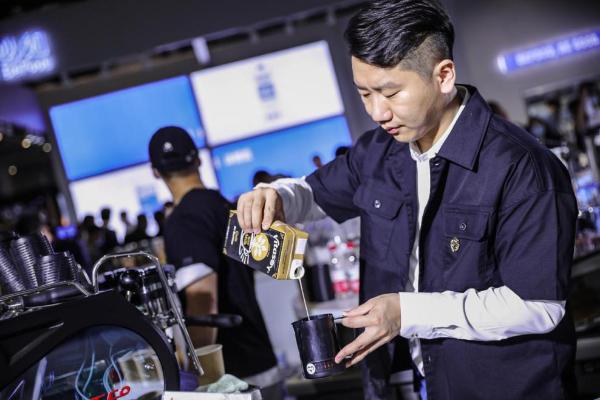 素来专业——维他奶升级亮相Hotelex上海咖啡茶饮展
