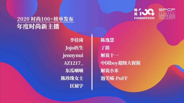 """电竞成新时尚 解说小米入选2020""""时尚100+"""""""