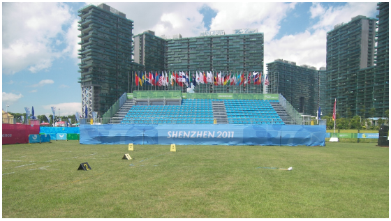 领先体育:深圳体育制造领先进入世界赛场
