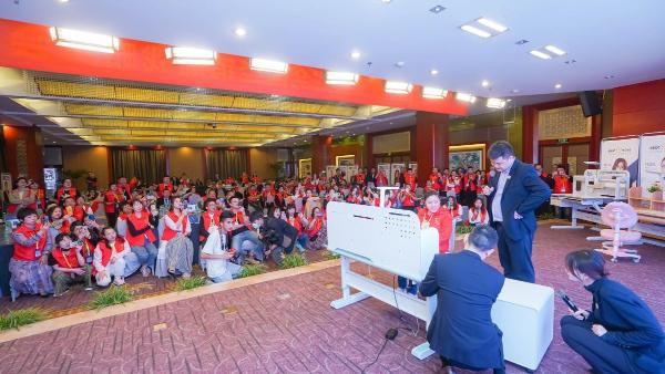 2021博士有成年度战略峰会—七彩云南游学之旅圆满成功