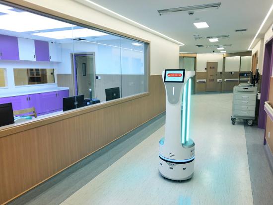 科技卫士:防疫第一线的杀人机器人