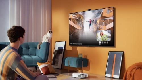 业内首台儿童友好型电视,是华为智慧屏S系列赢在起跑线的底气