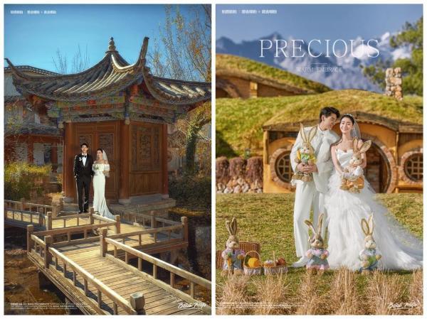 丽江站|东方传说西方童话,铂爵旅拍带你走进专属梦幻王国
