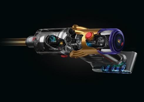 戴森携全新激光技术亮相 解锁可视化清洁新方式