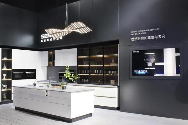 直击AWE现场—当科技与厨房碰撞出火花,森歌电器实力演绎理想厨房盛会