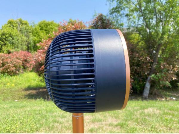 空气循环扇和普通电扇有何不同?一台可折叠的无线循环扇是什么体验?