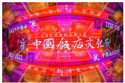 """9号颜酒所在""""第十届中国饭店文化节""""惊艳亮相"""