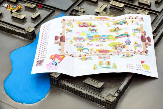 梦幻西游X西安城墙特色展区正式开放,联合打造国潮新地标