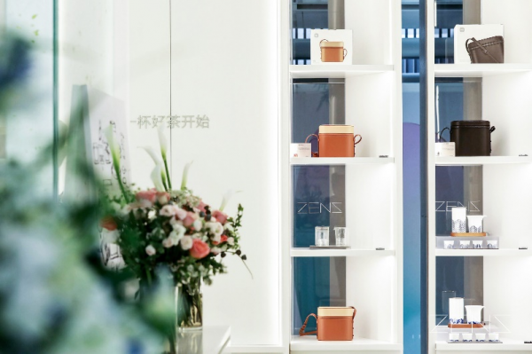 ZENS哲品茶厅郑州首店,引发打卡热潮的背后