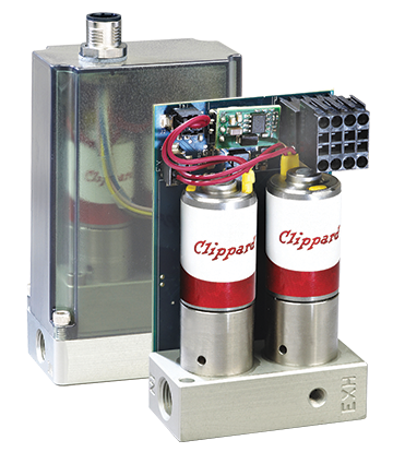 CLIPPARD Cordis 电子压力控制器在压力测试行业的应用