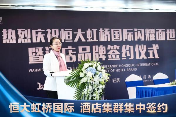格林东方酒店和格美酒店进驻恒大虹桥国际,打造核心商区旗舰店!