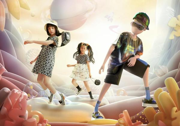梦无止境,巴拉巴拉x天猫超级品牌日超级大秀开幕在即!