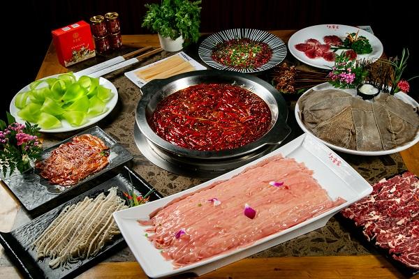 巴蜀大当家品牌火锅,被誉为成都的餐饮美食奇迹