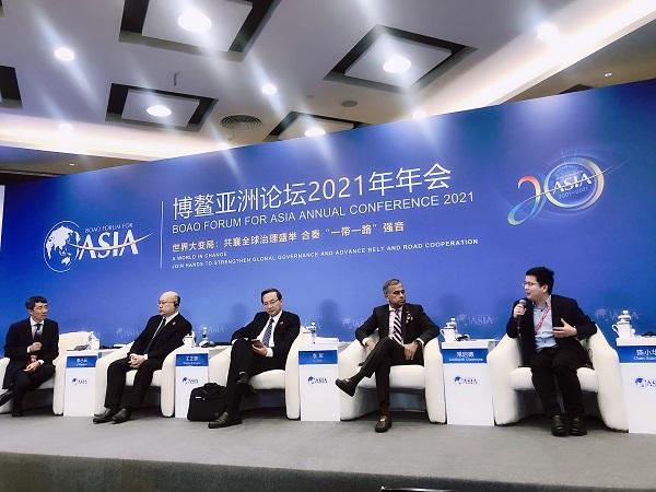 聚焦2021博鳌亚洲论坛 天鹅到家CEO陈小华畅谈家政数字化赋能