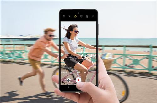 拍照神器推荐——三星Galaxy A52 5G手机