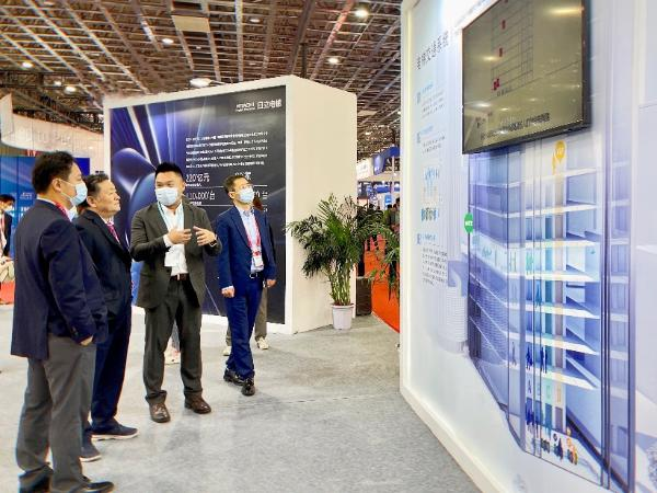聚焦电梯应用场景智能化 日立电梯出展2021廊坊国际电梯展