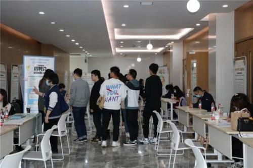 回顾|黄浦区就业促进中心2021专场招聘会总结汇报新鲜出炉啦!