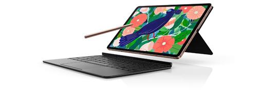 使用三星Galaxy Tab S7|S7+ 工作生活两不误