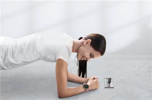 智能手表三星Galaxy Watch3来助力 开启快乐健身之旅