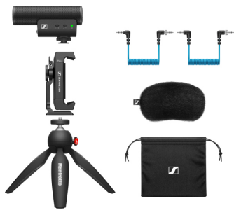 森海塞尔MKE 400话筒(2021款)全新上市 提供专业录音支持