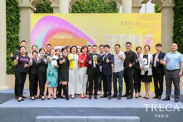 崔佧TRECA品牌战略布局之力作——羊驼IP大使惊艳面世!